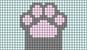 Alpha pattern #50397 variation #80372