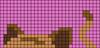 Alpha pattern #34270 variation #80482