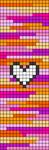 Alpha pattern #50610 variation #80573