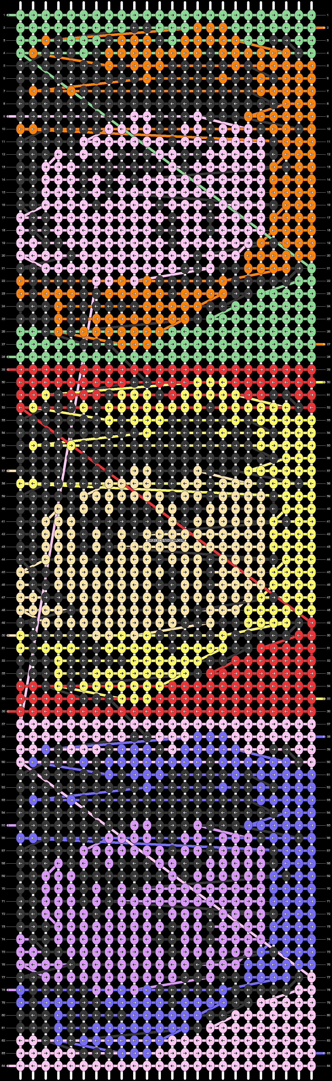 Alpha pattern #20386 variation #80602 pattern