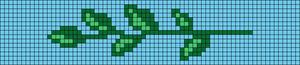 Alpha pattern #50674 variation #80603