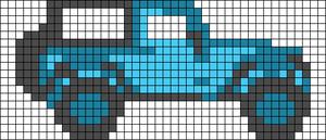 Alpha pattern #50813 variation #80615