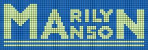 Alpha pattern #50847 variation #80694