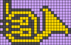 Alpha pattern #21809 variation #80707