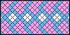 Normal pattern #43205 variation #80724
