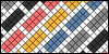 Normal pattern #23007 variation #80740