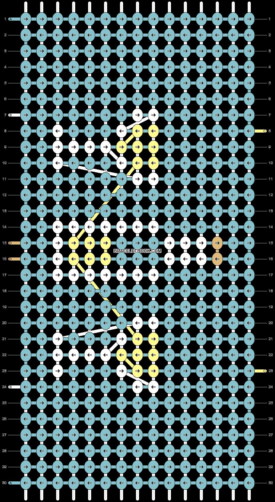 Alpha pattern #27991 variation #80750 pattern