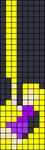 Alpha pattern #17742 variation #80808