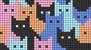 Alpha pattern #50961 variation #80859
