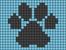 Alpha pattern #46775 variation #80890
