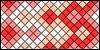 Normal pattern #16664 variation #80924