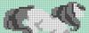 Alpha pattern #50726 variation #80954