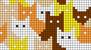 Alpha pattern #50961 variation #80974