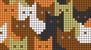 Alpha pattern #50961 variation #81051