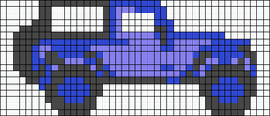 Alpha pattern #50813 variation #81064