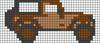Alpha pattern #50813 variation #81178