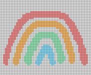 Alpha pattern #49792 variation #81234