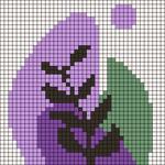 Alpha pattern #44005 variation #81236