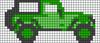 Alpha pattern #50813 variation #81383