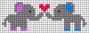 Alpha pattern #51141 variation #81439
