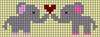 Alpha pattern #51141 variation #81445