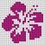 Alpha pattern #51134 variation #81456