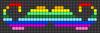 Alpha pattern #8600 variation #81553