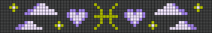Alpha pattern #39112 variation #81562