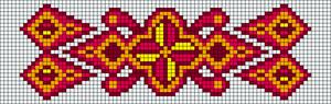 Alpha pattern #21849 variation #81709