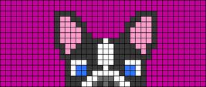 Alpha pattern #36239 variation #81767