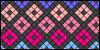 Normal pattern #1718 variation #81853