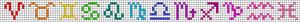 Alpha pattern #29014 variation #81897
