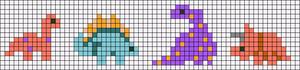 Alpha pattern #24109 variation #81960