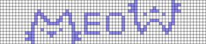 Alpha pattern #50786 variation #82045