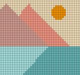 Alpha pattern #41865 variation #82079