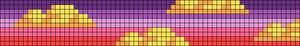 Alpha pattern #51046 variation #82081