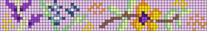 Alpha pattern #46523 variation #82105