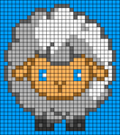Alpha pattern #51237 variation #82139