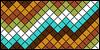 Normal pattern #2298 variation #82167