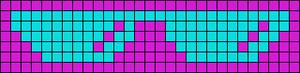 Alpha pattern #51448 variation #82224