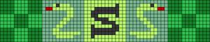 Alpha pattern #50526 variation #82287