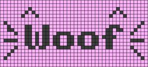 Alpha pattern #51450 variation #82338