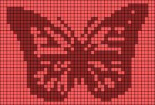 Alpha pattern #51210 variation #82412