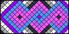 Normal pattern #16585 variation #82520