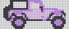 Alpha pattern #50813 variation #82550