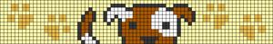 Alpha pattern #49365 variation #82612