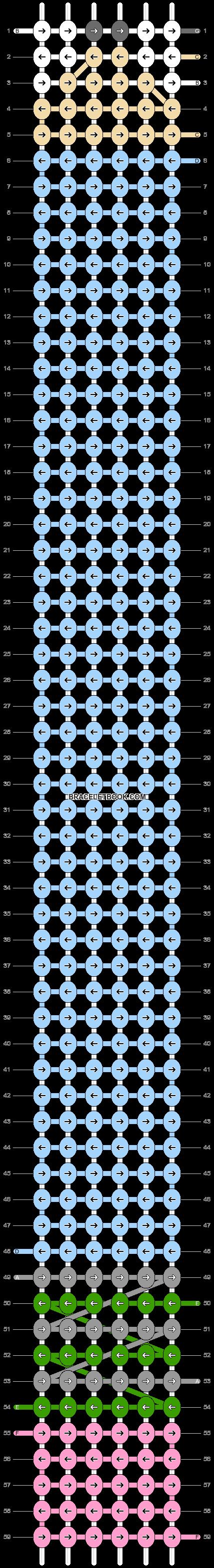 Alpha pattern #51538 variation #82673 pattern