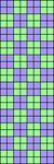 Alpha pattern #26623 variation #82728