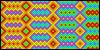 Normal pattern #51525 variation #82736