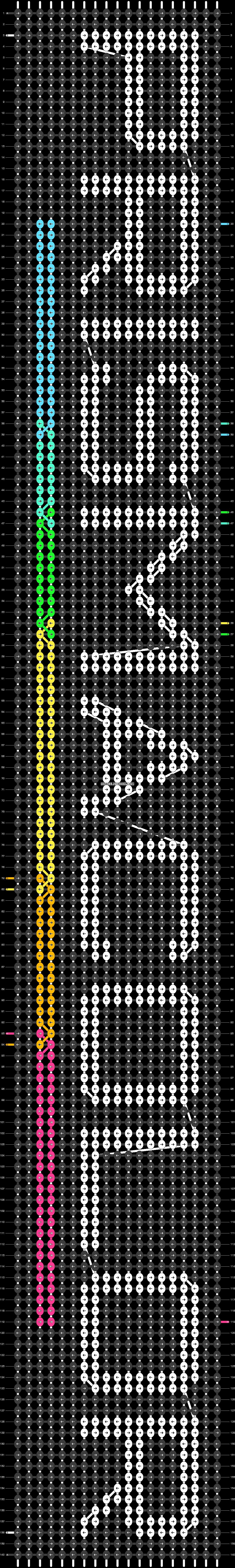 Alpha pattern #51678 variation #82753 pattern